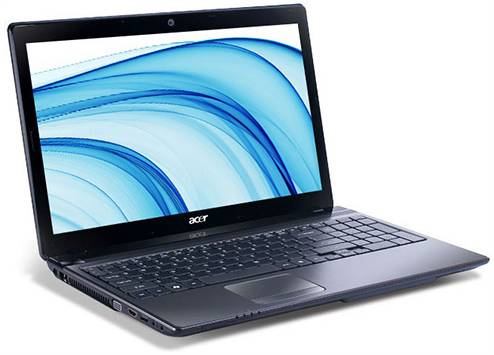 Notebook Acer Intel Core i5 2GB 500GB HDMI LED 15,6