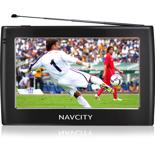 GPS Way 45 Touchscreen Rota Certa FM TV Digital Navcity