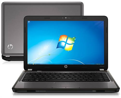 Notebook HP AMD A6 LED Windows 7