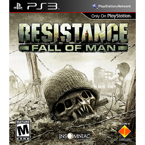 Resistance Fall Of Man para PS3