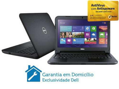 Notebook Dell Inspiron 14 2640
