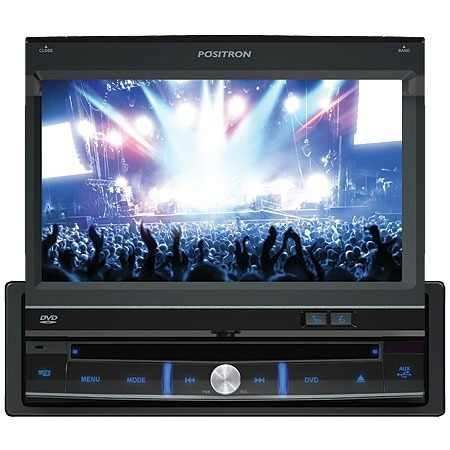 DVD Automotivo Autorrádio Positron SP6111
