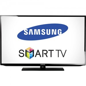 Smart TV 46 Samsung LED Full HD com Conversor Digital Integrado HDMI USB 120Hz com Função Futebol Wi-Fi