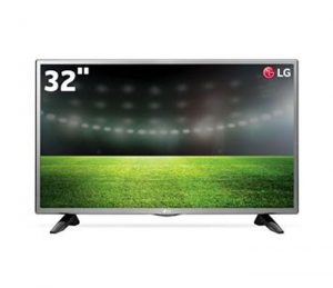 Smart TV LG LED 32 polegadas 32LH570B HD Miracast